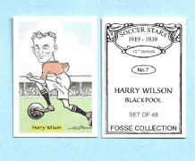Blackpool Harry Wilson 7 (FC)